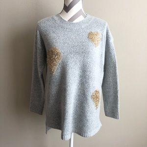 Chelsea & Theodore Sweater S EUC